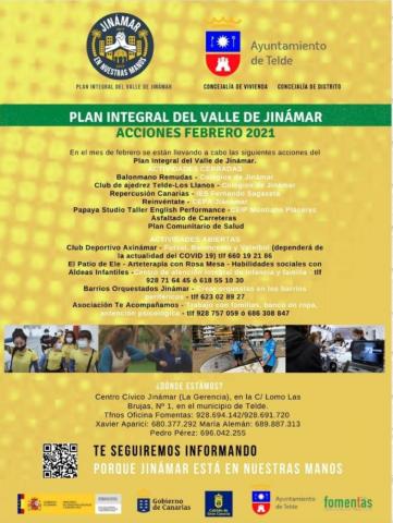 Plan Integral Valle de Jinámar. Telde/ canariasnoticias