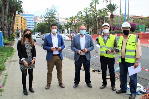 'LPA Inteligencia Azul' en Las Palmas de Gran Canaria / CanariasNoticias.es
