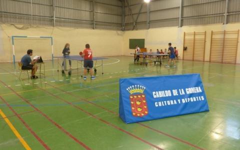Instalación deportiva en La Gomera / CanariasNoticias.es