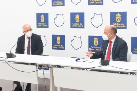 Gran Canaria acogerá las XII Jornadas Españolas de Presas / CanariasNoticias.es