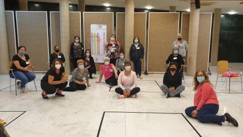 Acción formativa para capacitación de las mujeres isoranas / CanariasNoticas.es