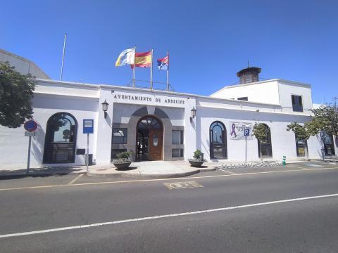 Casa consistorial del Ayuntamiento de Arrecife (Lanzarote) / CanariasNoticias.es