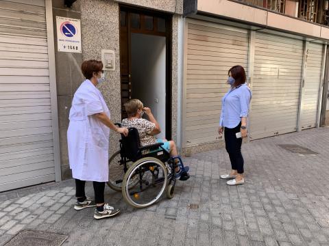 Servicio de Ayuda a Domicilio a mayores y dependientes de Las Palmas de Gran Canaria / CanariasNoticias.es