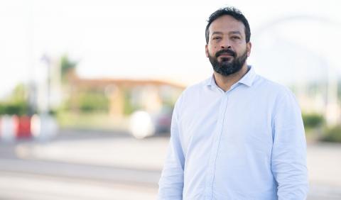 David Carballo, consejero de Sí Podemos Canarias en el Cabildo de Tenerife / CanariasNoticias.es