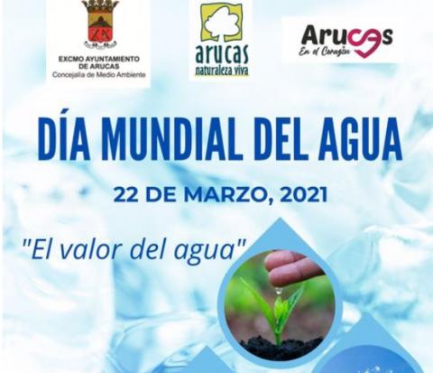 Día Mundial del Agua en Arucas