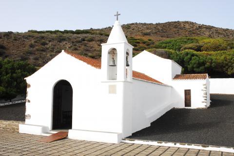 Ermita de la Virgen de los Reyes (El Hierro) / CanariasNoticias.es