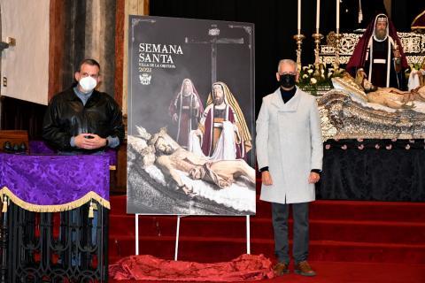 Presentación del cartel de la Semana Santa 2021en La Orotava / CanariasNoticias.es