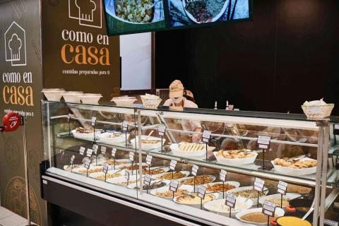 HiperDino lanza su nuevo servicio de comida preparada para llevar / CanariasNoticias.es