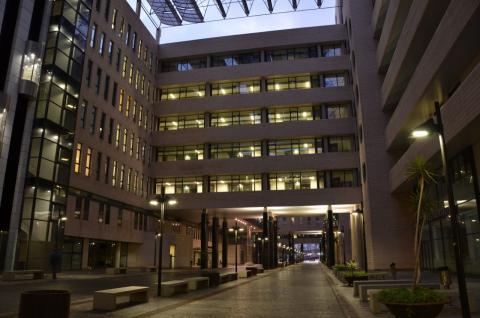 Hospital Universitario de Gran Canaria Dr. Negrín/ canariasnoticias