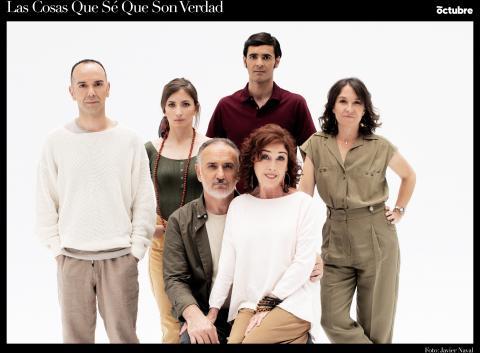"""""""Las cosas que sé que son verdad"""" en el Teatro Guimerá / CanariasNoticias.es"""