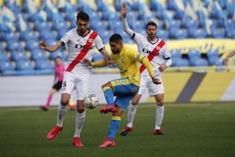 U.D. Las Palmas 1 - C.F. Rayo Vallecano 1/ canariasnoticias
