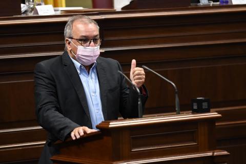 Luis Campos, portavoz parlamentario NC / CanariasNoticias.es