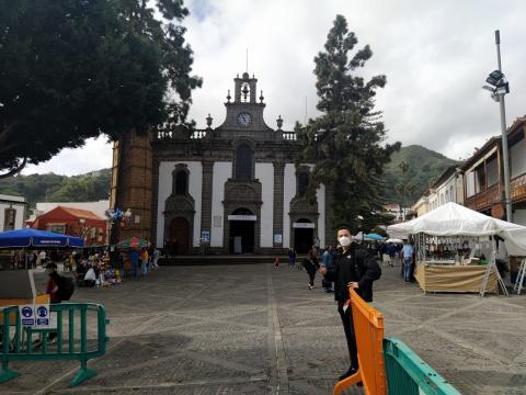Mercadillo de Teror (Gran Canaria) / CanariasNoticias.es
