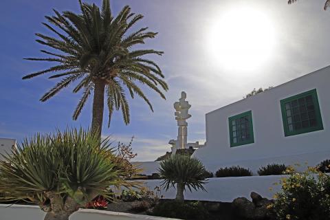 Monumento al Campesino (Lanzarote) / CanariasNoticias.es
