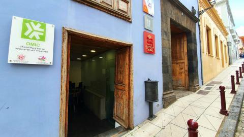 OMIC del Ayuntamiento de La Orotava / CanariasNoticias.es