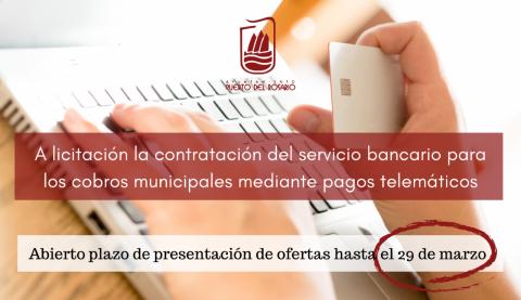 Licitación de pagos telemáticos del Ayuntamiento de Puerto del Rosario (Fuerteventura) / CanariasNoticias.es