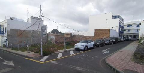 Parcela en la zona del Charco de San Ginés en Arrecife (Lanzarote) / CanariasNoticias.es
