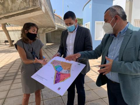 Proyecto integral para redifinir el parque de San Gregorio en Telde (Gran Canaria) / CanariasNoticias.es