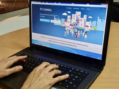 Plataforma web de participación ciudadana de Puerto de la Cruz (Tenerife) / CanariasNoticias.es