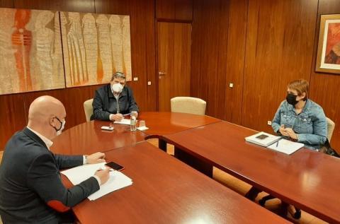 Reunión de polígonos industriales de Las Palmas de Gran Canaria / CanariasNoticias.es