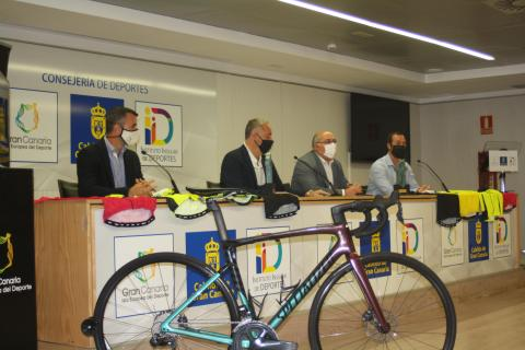 Presentación de la Free Motion Desafío La Titánica / CanariasNoticias.es