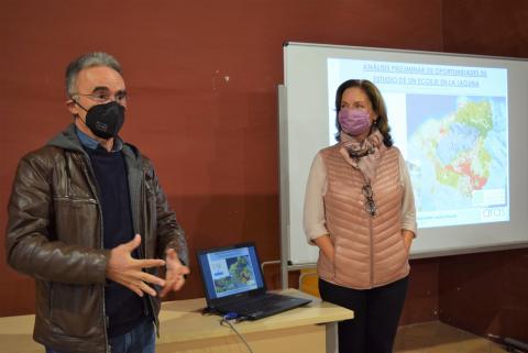Proyecto Ecoeje de La Laguna / CanariasNoticias.es