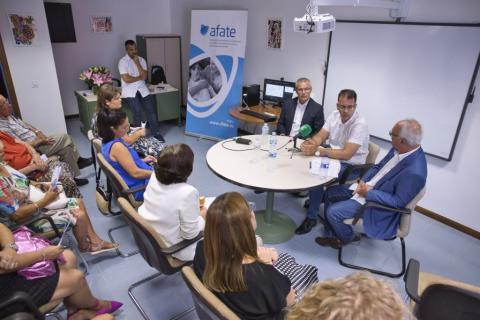 AFATE en San Sebastián de La Gomera / CanariasNoticias.es