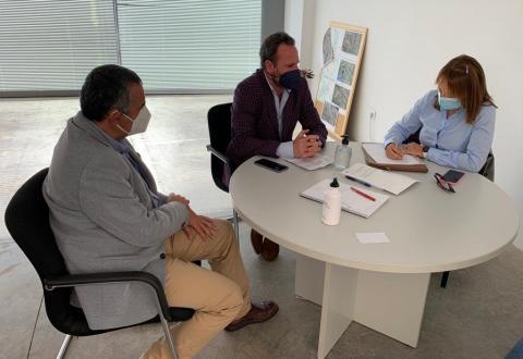 Reunión de trabajo del Ayuntamiento de Telde con el Cabildo de Gran Canaria / CanariasNoticias.es