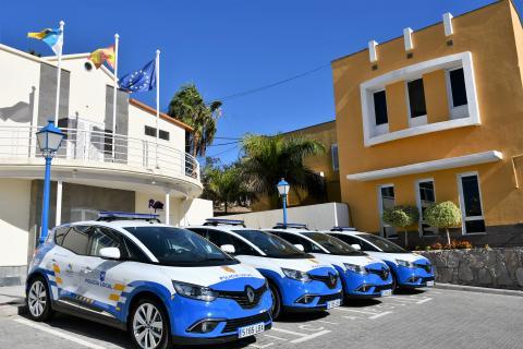 Policía Local de Mogán / CanariasNoticias.es