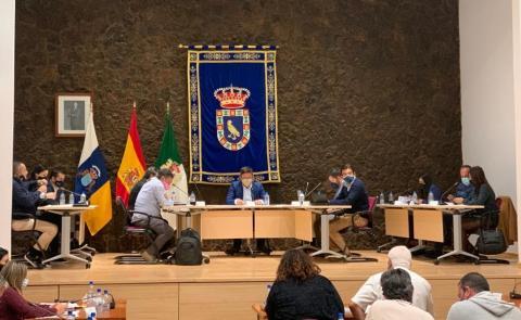 Pleno del Ayuntamiento de Pájara (Fuerteventura) / CanariasNoticias.es