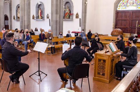 Jornadas de Música de Cámara de Moya (Gran Canaria) / CanariasNoticias.es