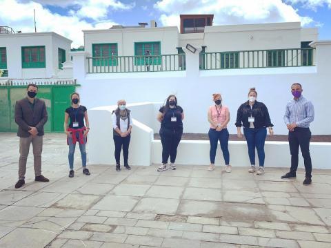 Yaiza. Jóvenes. Lanzarote/ canariasnoticias