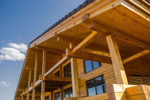 Casas de madera ¿Nueva tendencia o tradición duradera?