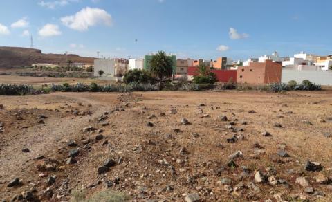 Parcelas adquiridas por el Ayuntamiento de Agüimes (Gran Canaria) / CanariasNoticias.es