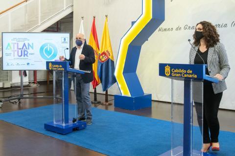 Presentación de Atlantur 2021 / CanariasNoticias.es