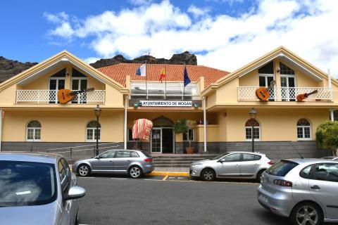 Ayuntamiento de Mogán (Gran Canaria) / CanariasNoticias.es