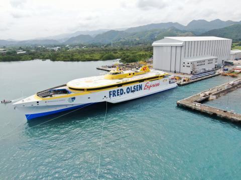 Bañaderos Express de Fred Olsen / CanariasNoticias.es