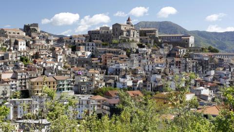 Castiglione di Sicilia (Catania, Italia)