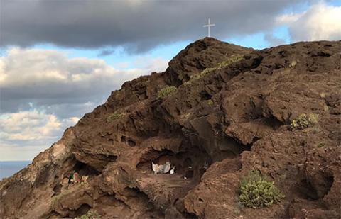 Cuevas de los Canarios en El Confital/ canariasnoticias