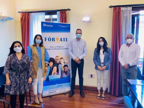 Santa Brígida se adhiere al proyecto 'Fórmate' de Radio Ecca / CanariasNoticias.es