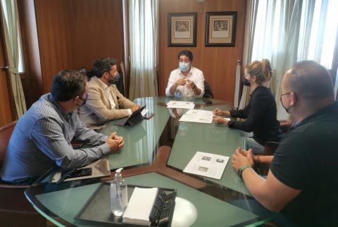 PSOE El Rosario se reúne con el presidente del Cabildo de Tenerife / CanariasNoticias.es