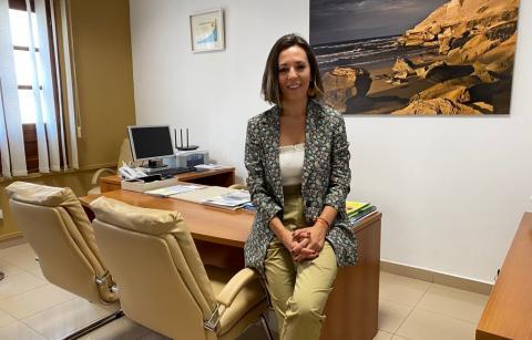 Jessica de León, consejera de Turismo del Cabildo de Fuerteventura / CanariasNoticias.es