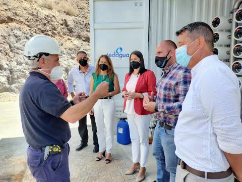Visita al CAAF de Gran Tarajal (Fuerteventura) / CanariasNoticias.es
