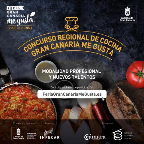 Concurso de Cocina Gran Canaria Me Gusta