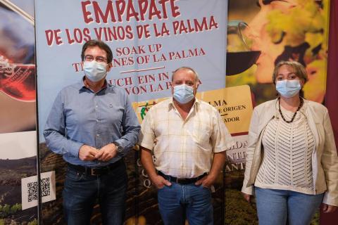 Consejo Regulador de la Denominación de Origen Vinos de La Palma / CanariasNoticias.es