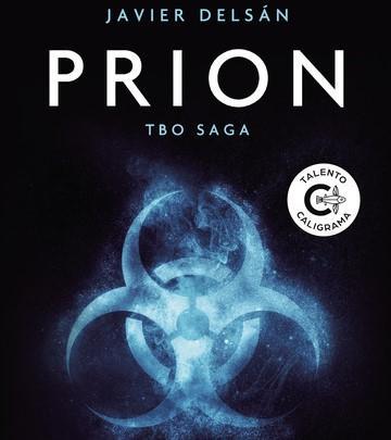 """Libro """"Prion"""" de Javier Delsán / CanariasNoticias.es"""