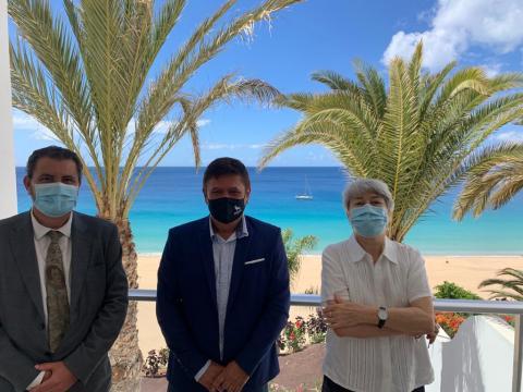 El Hotel Riu Palace Jandía presenta sus nuevas reformas / CanariasNoticias.es