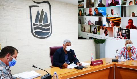 Pleno del Ayuntamiento de Puerto del Rosario (Fuerteventura) / CanariasNoticias.es