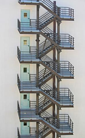 ¿Qué son las Salva escaleras?