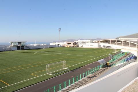 Campo de fútbol de Tías (Lanzarote) / CanariasNoticias.es
